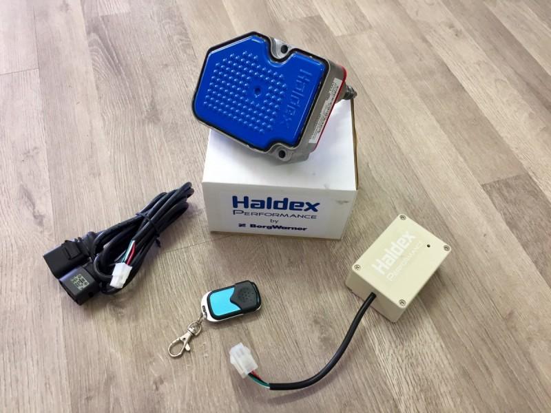 Haldex Performance Controller Gen4 Incl Wireless Remote